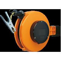Erdungskabelaufroller FTE 260.0110 RNF / 8 m / 1 x 10 mm