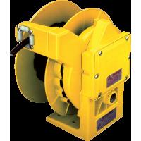 Kabelaufroller Typ MIBAG 5-30 / 5-polig / max. 30 A / 15 m / Trommelflex PUR-H / 5 x 2.5 mm