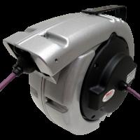 Kabelaufroller MIBCAT 6708 / 20+2 m / 4x(2 x 0.25) mm², Ethernet, Lan, Bus