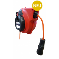 Kabelaufroller ROLL CLASSIC PUR 10 m, G-PUR Kabel