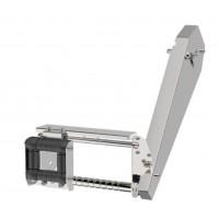 Guidage de tuyau automatique pour enrouleurs S. 560 V4A inox 1/2''