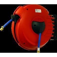 Schlauchaufroller COMPACT Air/12 / Abzug 12 m, 8 x 12 mm