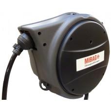 Schlauchaufroller MIBAM 80/8 / 10 m / 15 bar / 8 x 12 mm / 1/4''